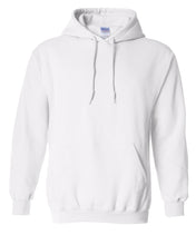 Load image into Gallery viewer, white pullover hoodie