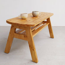 Load image into Gallery viewer, The Grounded Series - True Hearted Table Bench
