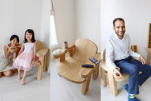 Load image into Gallery viewer, The Grounded Series - Fixture Armchair