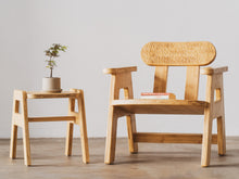 Load image into Gallery viewer, The Grounded Series - Everybody's Favorite Stackable Low Stool