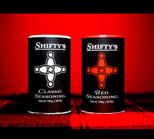 Shifty's Seasoning 50/50 Pack