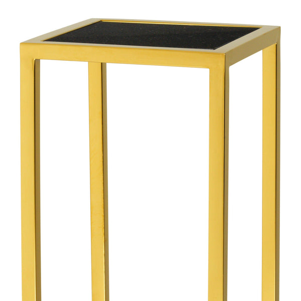 Column odeon 120 cm gold finish