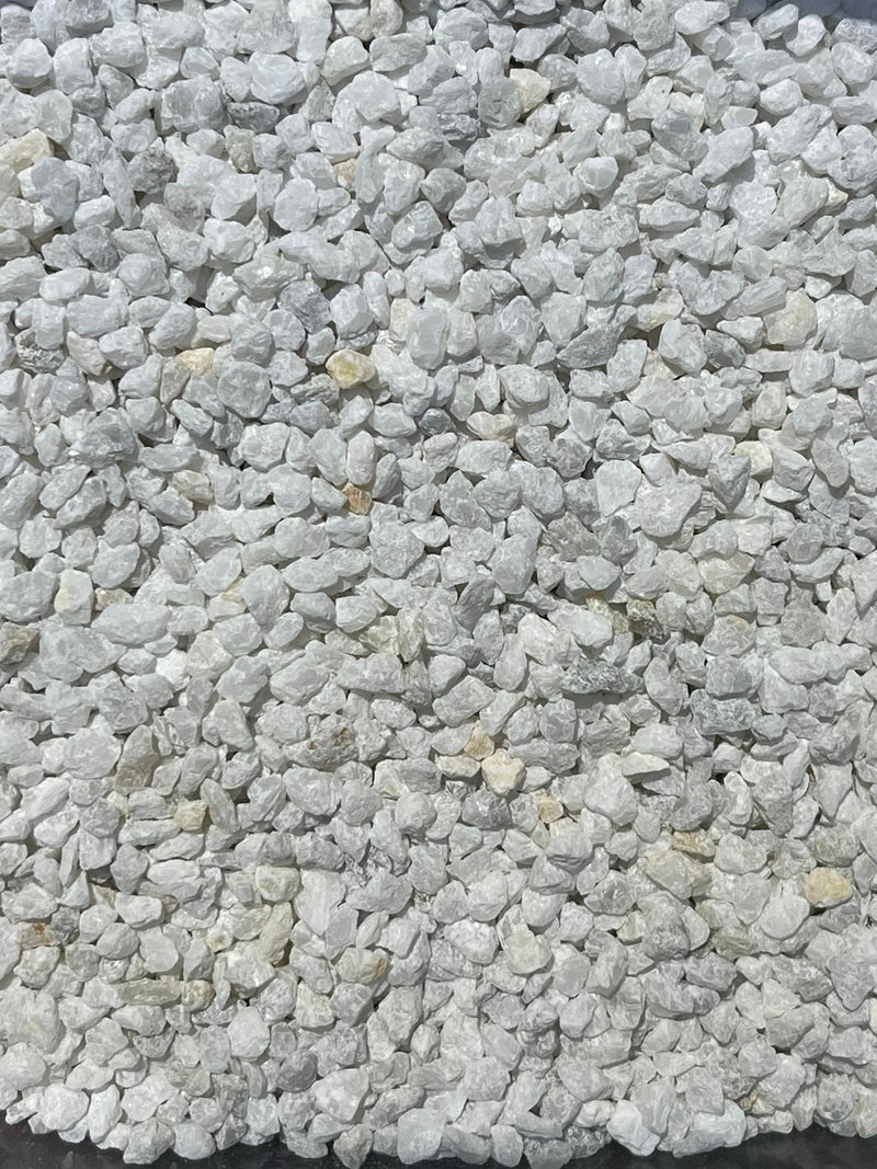 Deco Stones Brilliant Granulate 2-3 mm white