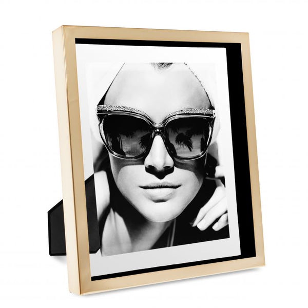 Picture frame mulholland XL rose gold finish