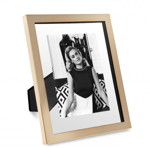 Picture frame Brentwood L rose gold finish