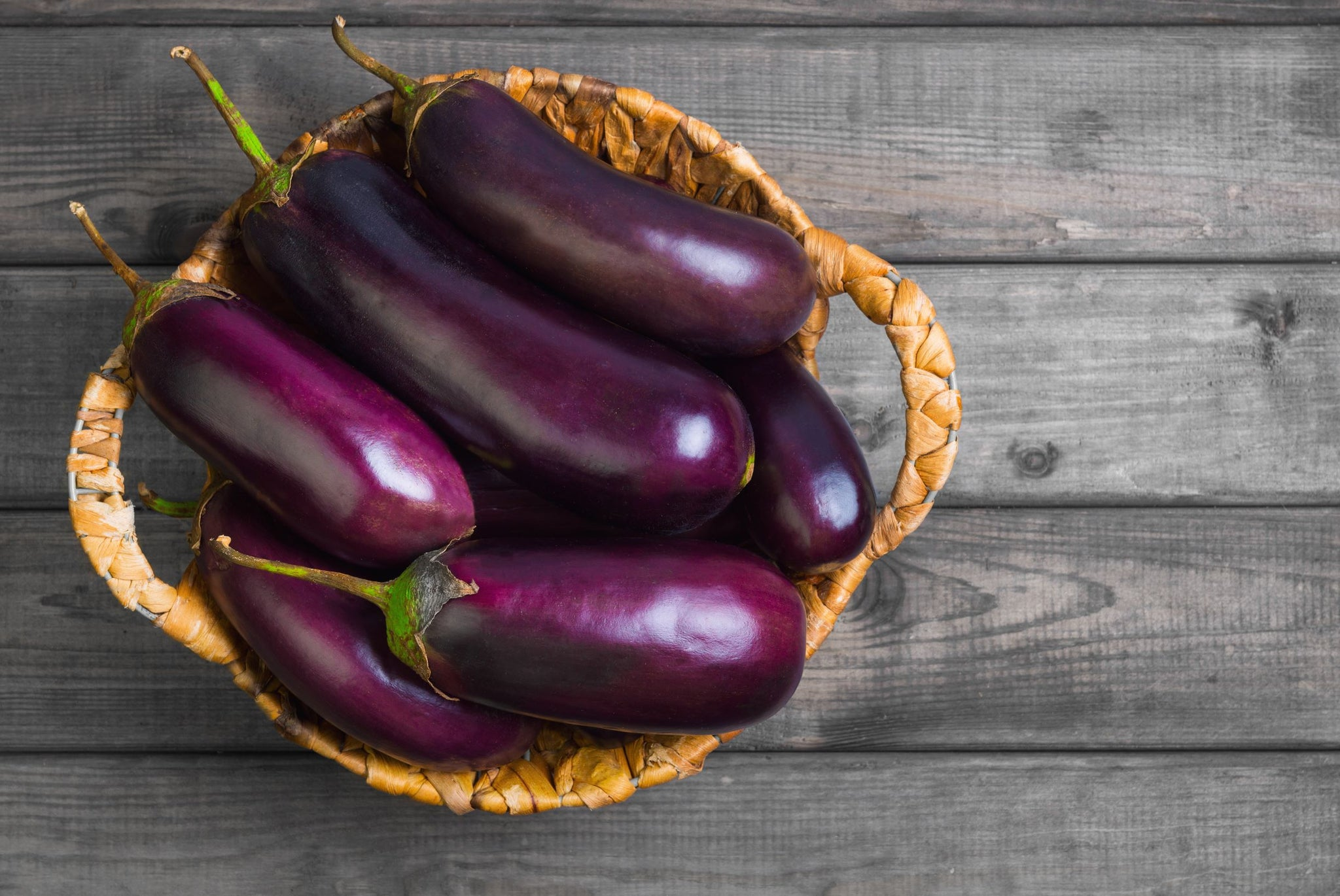Sysco Imperial Eggplant 3 count - 1 Pack [$4.50/each]