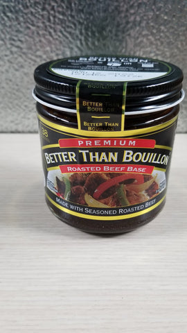 Better than Bouillon Roasted Beef Base 8oz ***SALE***