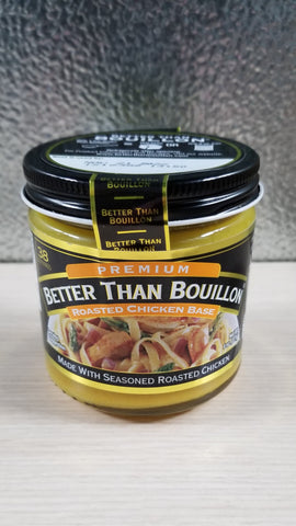 Better than Bouillon Roasted Chicken Base 8oz ***SALE***