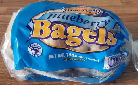 Bagel Blueberry 5ct.