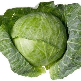 Cabbage Green ea. 3lb. ave.