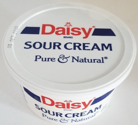 Sour Cream 8oz. Daisy