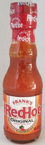 Franks Red Hot 5oz. ***ON SALE***
