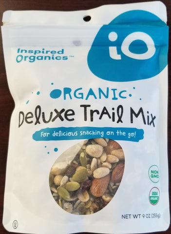 Deluxe Trail Mix Organic 9oz. ***ON SALE***