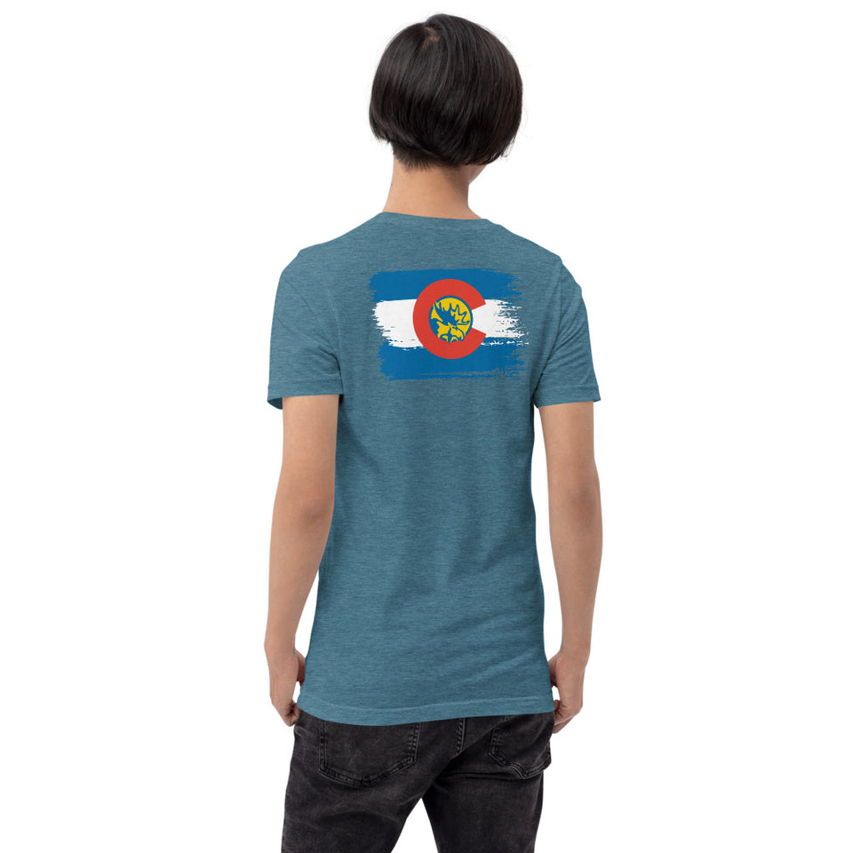 Grand Lake Colorado Men's T-Shirt