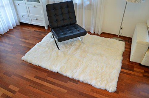 Designer Rug Natural White