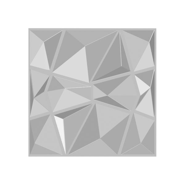 DIAMOND / Panou decorativ 3D