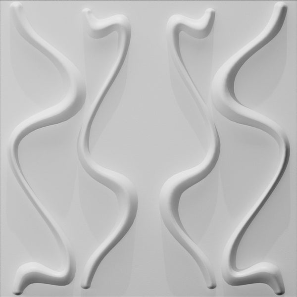 MALM / Panou decorativ 3D