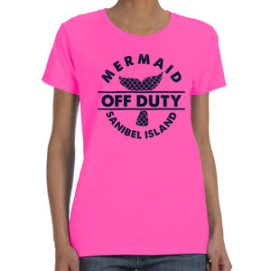 Off Duty Mermaid