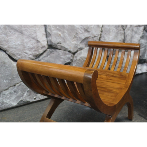 BENCH SEAT (Teak Wood - Indoor)