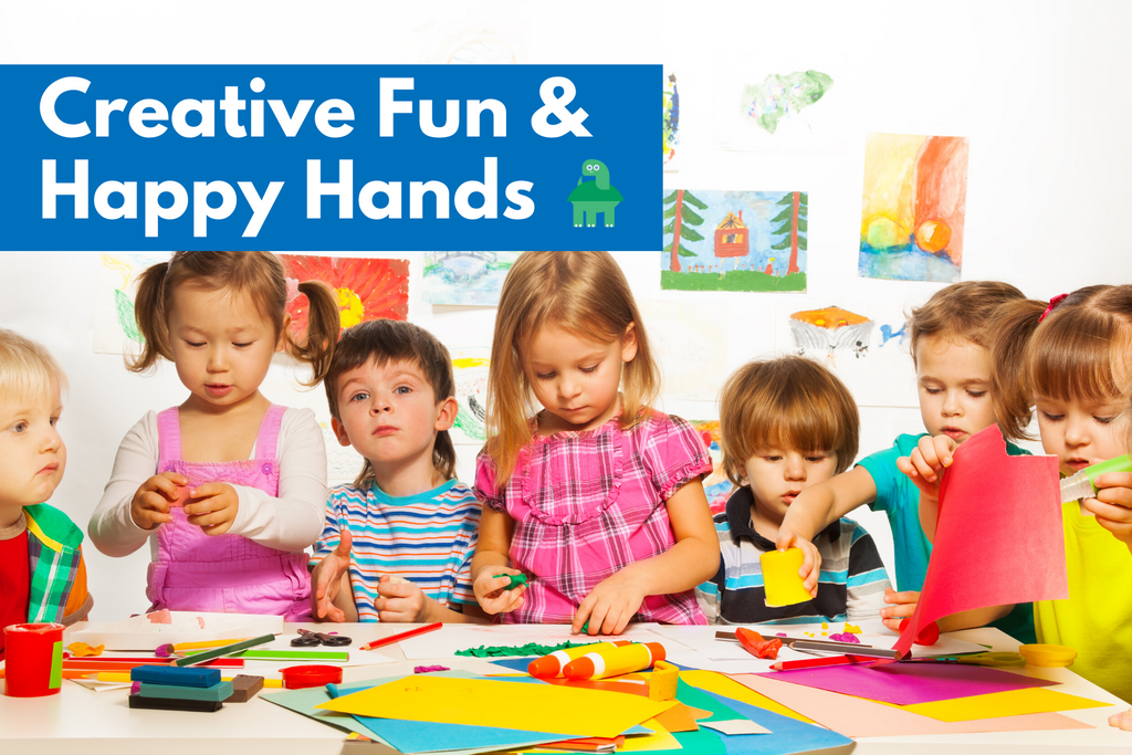 Creative Fun & Happy Hands
