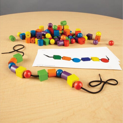 Beads & Pattern Cards Set