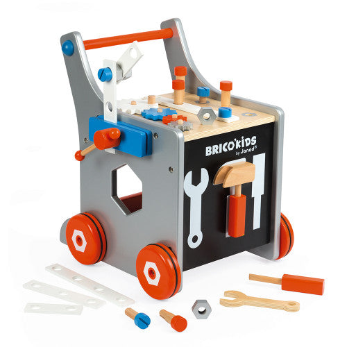 Brico'Kids Magentic DIY Trolly