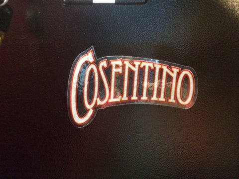 Cosentino Sticker