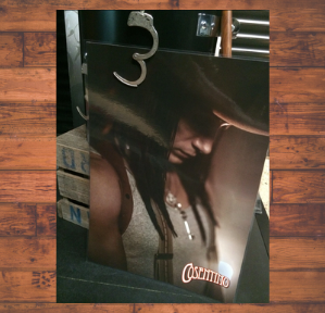 Autographed - Poster of Cosentino