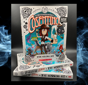 The Mysterious World Of Cosentino: The Missing Ace