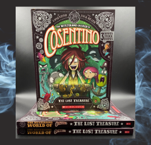 The Mysterious World Of Cosentino: The Lost Treasure