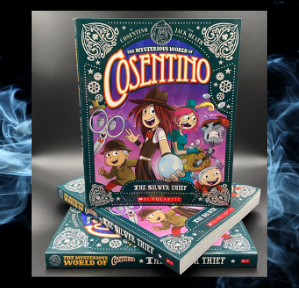 The Mysterious World Of Cosentino: The Silver Thief