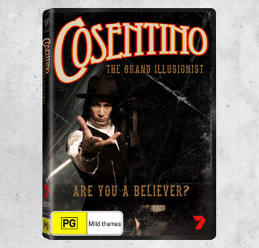 Cosentino - The Grand Illusionist - TV Special