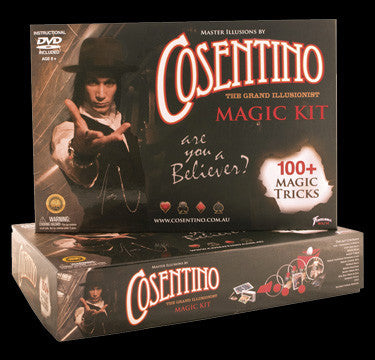 Cosentino - Master Illusions Magic Kit ***Limited Stock Available***