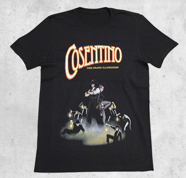 Limited Edition 2014 Design Cosentino T-Shirt ***Limited Stock***