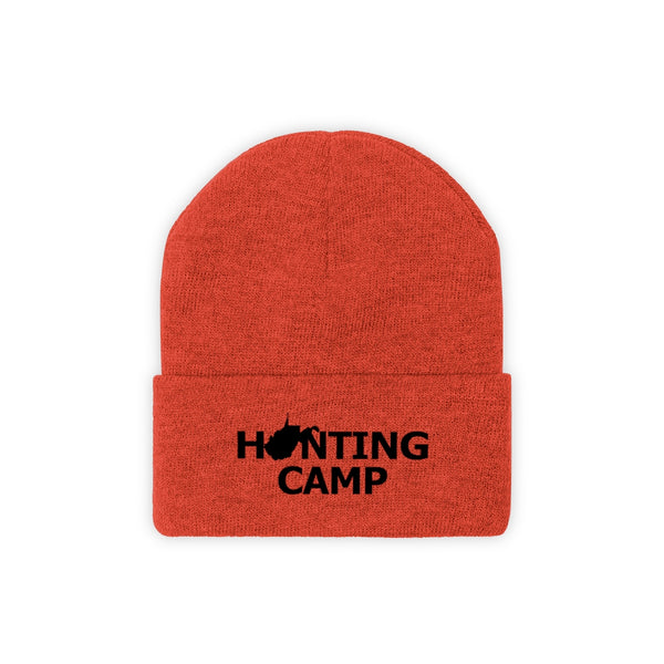 West Virginia Hunting Camp Knit Beanie