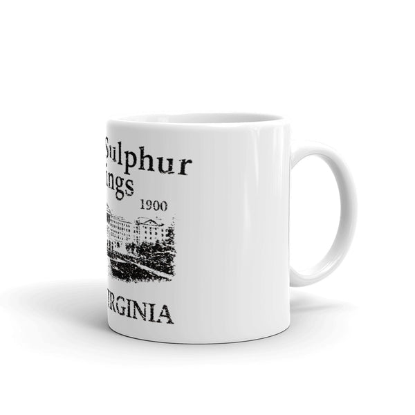 White Sulphur Springs Mug