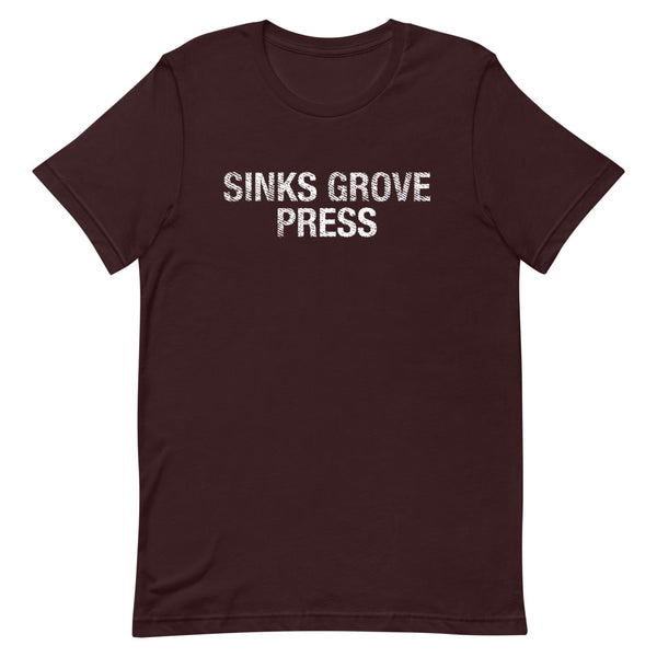 Sinks Grove Press T-Shirt