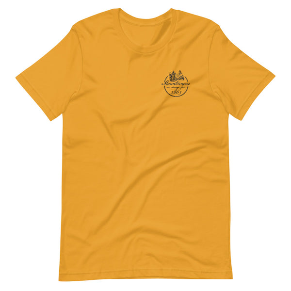 Mountaineers Are Always Free T-Shirt