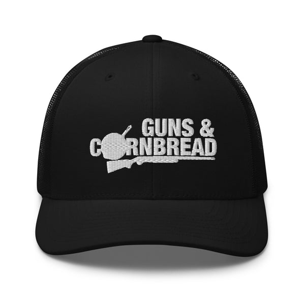 Guns and Cornbread Trucker Hat