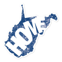 "West Virginia ""Home"" Sticker"