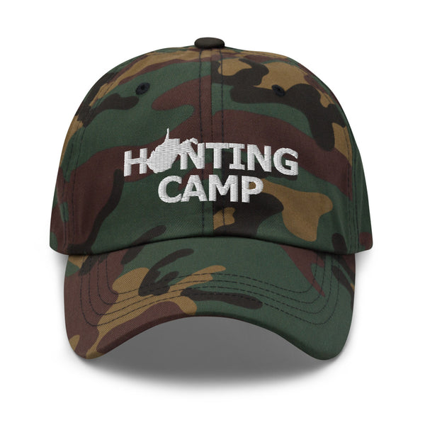 WV Hunting Camp Hat