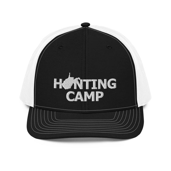 WV Hunting Camp Trucker Hat
