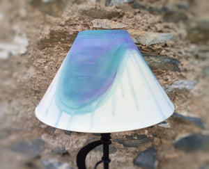 Top Bleed Lampshade (Colour Options)