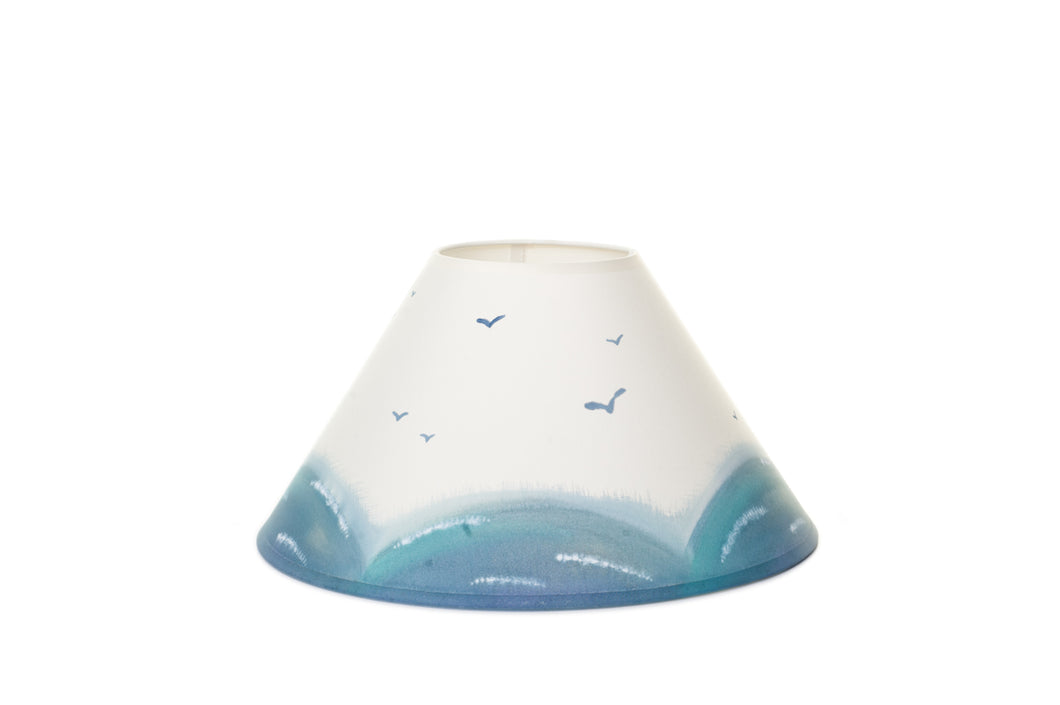 Sea Birds Lampshade