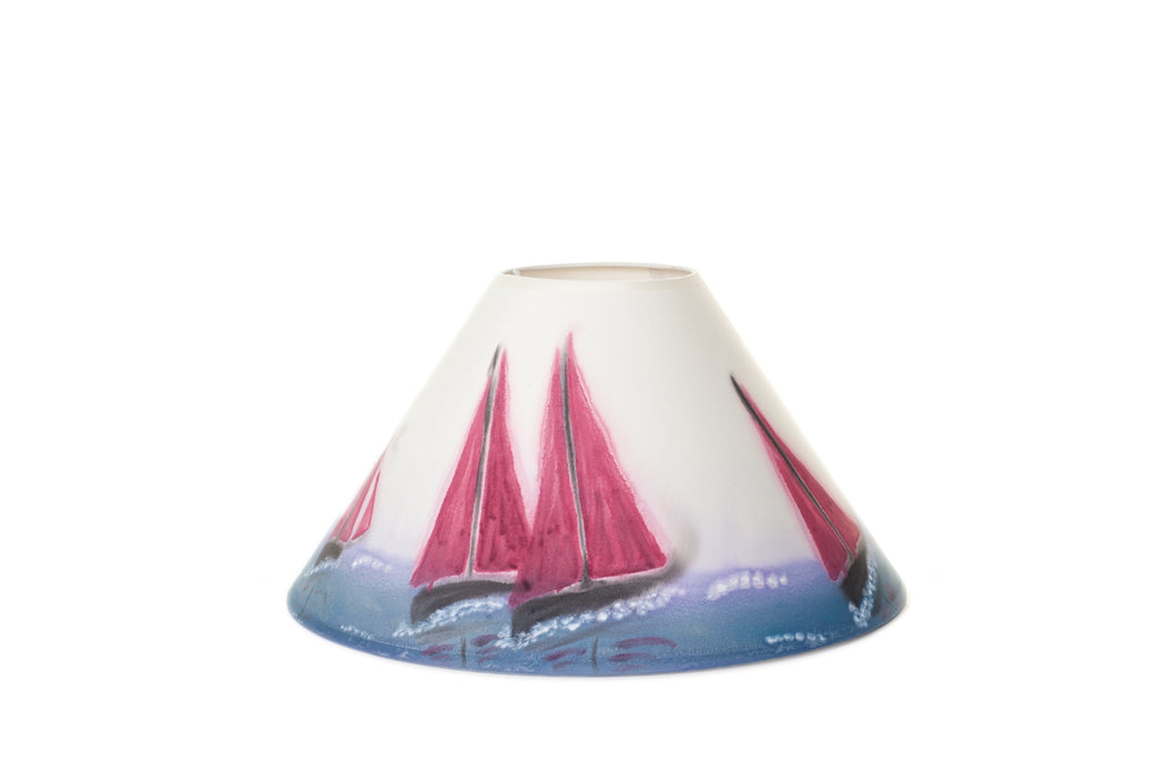Red Sails Lampshade
