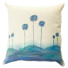 Load image into Gallery viewer, Tree Rim Handpainted Cushion