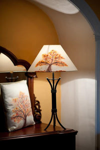 Autumn Tree Lampshade