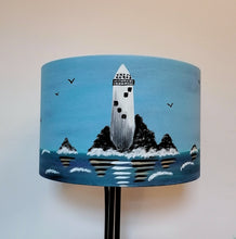 Load image into Gallery viewer, Fastnet Lighthouse Lampshade