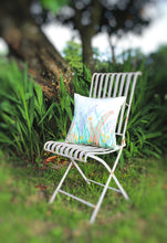 Load image into Gallery viewer, Field of Flowers Handpainted Cushion