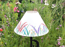Load image into Gallery viewer, Field of Flowers Lampshade